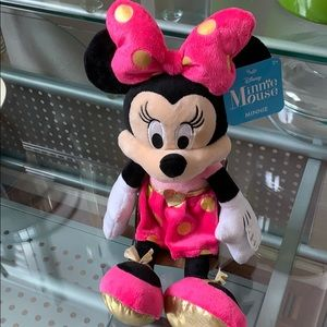 New Minnie Mouse plush